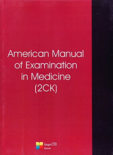 American Manual of Examination in Medicine (2ck): Step 2ck (Clinical Knowledge)