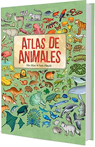 9788416279715: Atlas De Animales