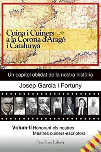 9788416281398: Cuina i cuiners a a Corona d'Arago i Catalunya (Vol. 2) (Catalan Edition)