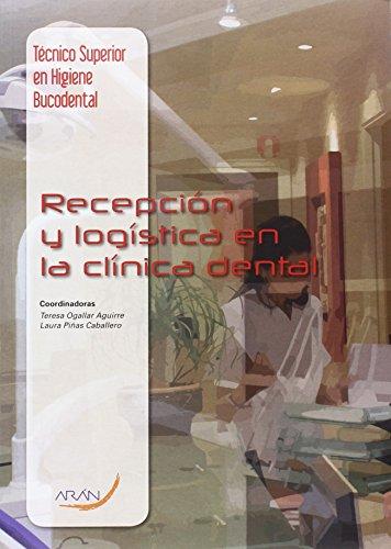 9788416293391: Recepción y logística en la clínica dental