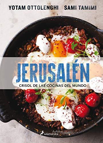 9788416295029: Jerusalen. Crisol de las cocinas del mundo (Spanish Edition)