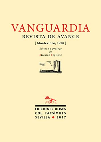 9788416300594: Vanguardia. Revista de Avance: Montevideo, 1928 (FACSIMILES)