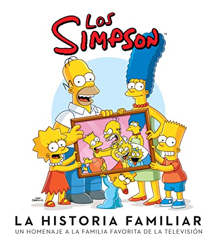 9788416306459: Los Simpson la historia familiar / The Simpsons Family History