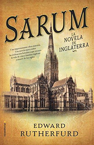 9788416306480: Sarum. La novela de Inglaterra (Spanish Edition)