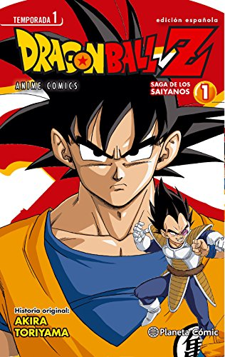 9788416308057: Dragon Ball Z Anime Series Saiyan n� 01