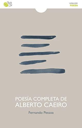9788416320707: Poesía completa de Alberto Caeiro