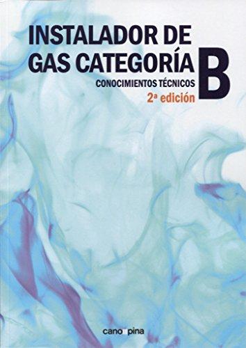 Instalador de gas categoría B: Cano Pina, José