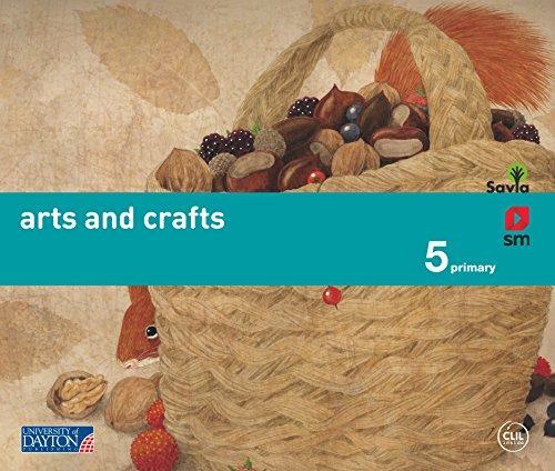 9788416346103: ARTS AND CRAFTS 5ºEP SAVIA 15 SMEA15EP