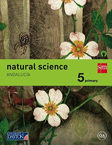 9788416346134: (AND).(15).NATURAL SCIENCE 5º.PRIM.(SAVIA) *ANDALUCIA*