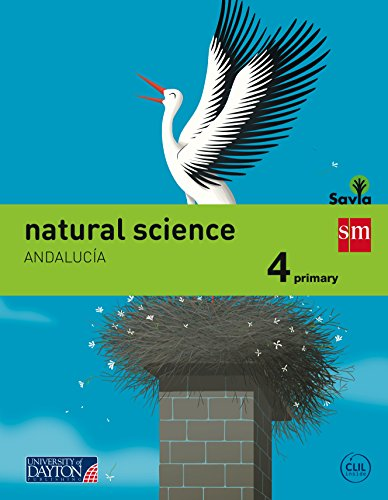 9788416346332: Natural science. 4 Primary. Savia. Andalucía - 9788416346332