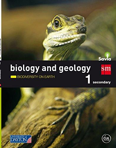 9788416346738: Biology and geology. 1 Secondary. Savia: Galicia