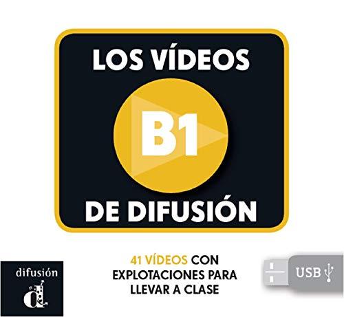 Los Videos de Difusion B1 - Cle Usb: Collectif