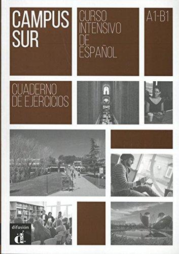Campus Sur cuaderno de ejercicios: Castón, Roberto; Urbán,