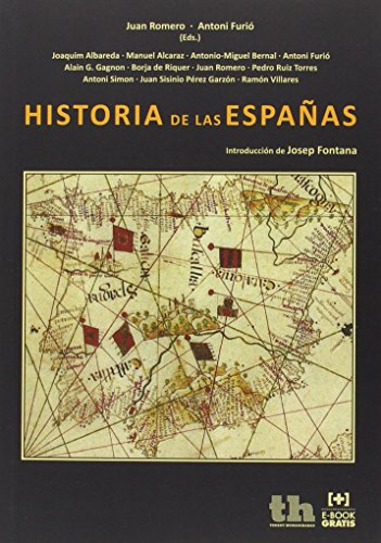 9788416349456: Historia de las Españas (Crónica)