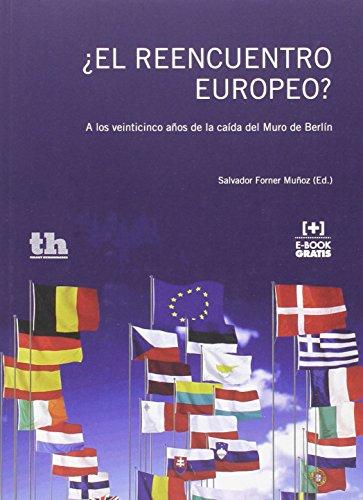 9788416349630: ¿El Reencuentro Europeo? (Plural)