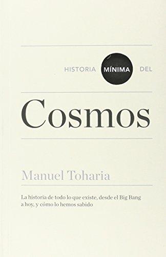 9788416354023: Historia m�nima del cosmos