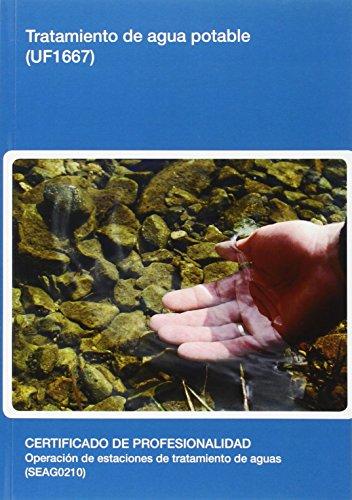 9788416360116: Tratamiento de agua potable (UF1667)