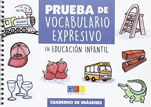 9788416361236: Prueba de vocabulario expresivo