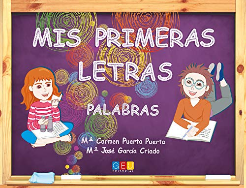 MIS PRIMERAS LETRAS PALABRAS GEU (Paperback): AA.Vv.