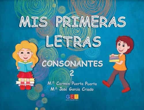 MIS PRIMERAS LETRAS CONSONANTES 1.: PUERTA PUERTA, Mª