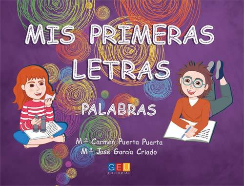MIS PRIMERAS LETRAS. PALABRAS.: PUERTA PUERTA, Mª