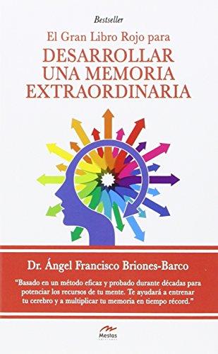 9788416365500: El gran libro rojo para desarrollar una memoria extraordinaria
