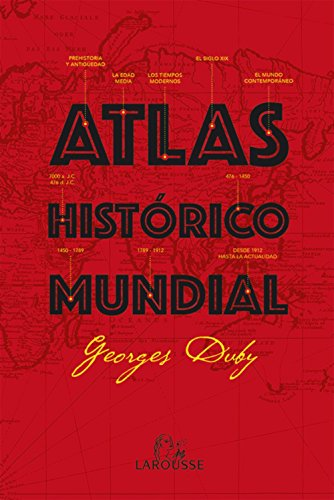 9788416368082: Atlas Hist�rico Mundial G.Duby