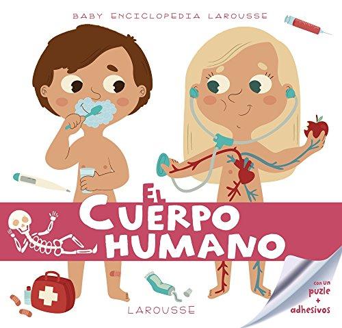 9788416368204: Baby enciclopedia: El cuerpo humano