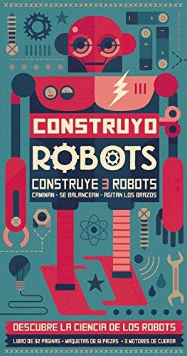 9788416368303: Construyo robots