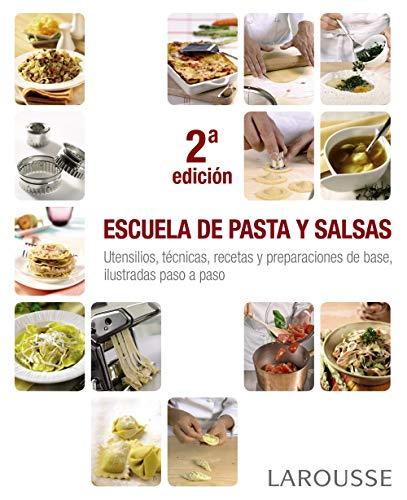 9788416368341: Escuela de pasta y salsas