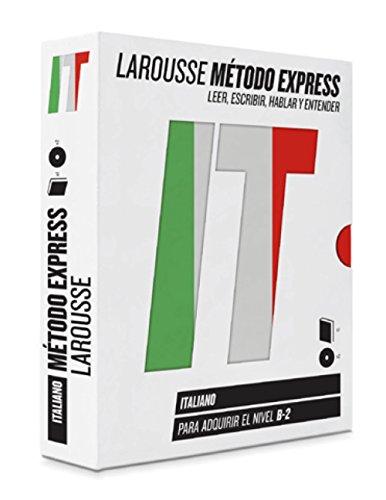MÉTODO EXPRESS: ITALIANO: VV.AA.
