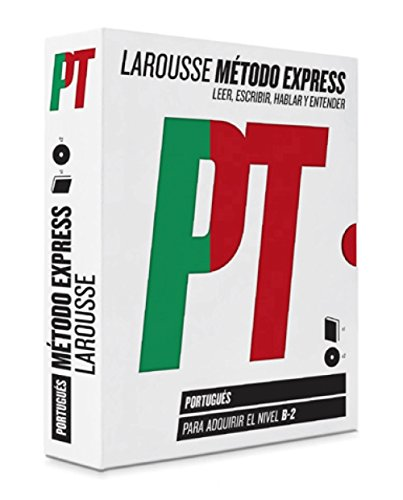 9788416368396: Método Express Portugués (Larousse - Métodos Express)