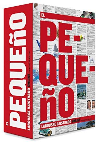 Pequeño Larousse ilustrado.: Diccionarios