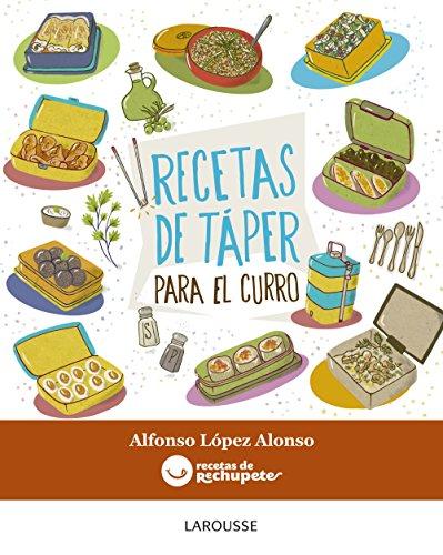 9788416368877: Recetas de táper para el curro (Larousse - Libros Ilustrados/ Prácticos - Gastronomía)
