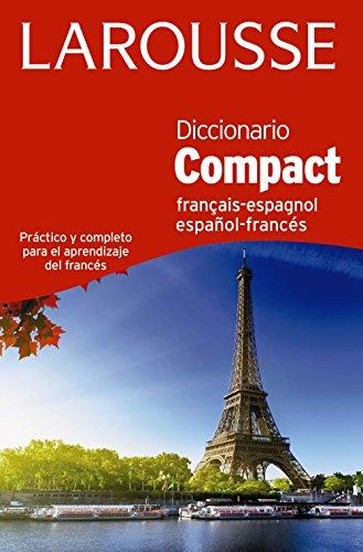 9788416368945: Diccionario Compact español-francés/français-espagnol (Larousse - Lengua Francesa - Diccionarios Generales)