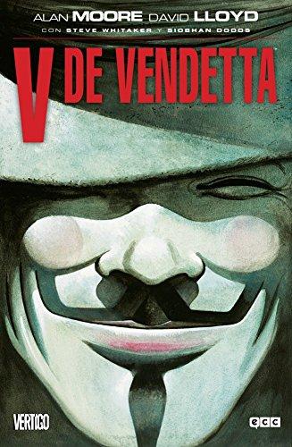 9788416374199: V de Vendetta (5ª edición) (Vertigo (ecc))