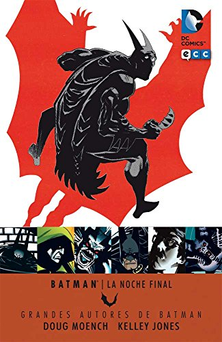 9788416374809: Grandes autores de Batman: Dough Moench y Kelly Jones: La noche final