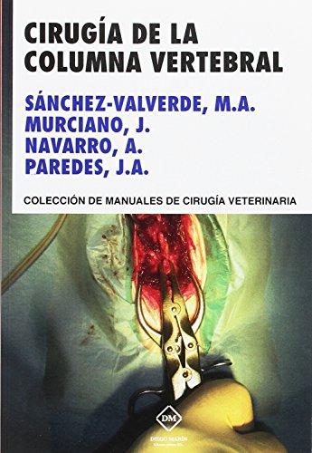 CIRUGIA DE LA COLUMNA VERTEBRAL: SANCHEZ-VALVERDE GARC�A, MIGUEL