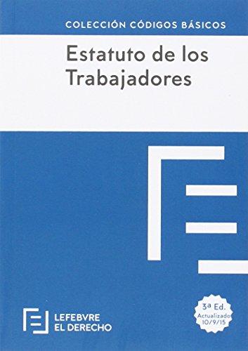9788416378210: ESTATUTO DE LOS TRABAJADORES