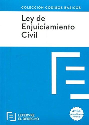Ley de enjuiciamiento civil: Alonso Garcia, Ricardo;