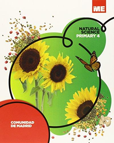 9788416380015: Natural Science 4 MADRID (CC. Naturales Nivel 4)