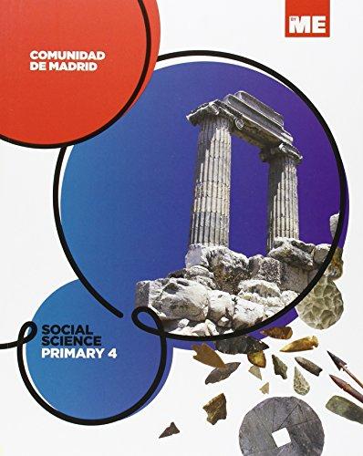 9788416380046: Social Science 4 MADRID (CC. Sociales Nivel 4)