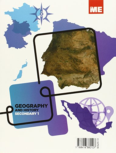 9788416380107: GEOGRAPHY AND HISTORY 1 ESO