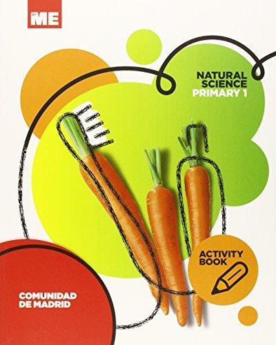 9788416380145: Natural Science 1 WB MADRID (CC. Naturales Nivel 1)