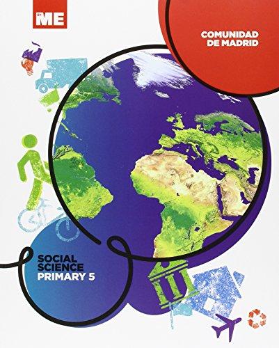 9788416380459: Social Science MADRID (CC. Sociales Nivel 5)