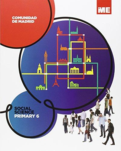 9788416380497: SOCIAL SCIENCE 6 PRIM ALUMNO MADRID