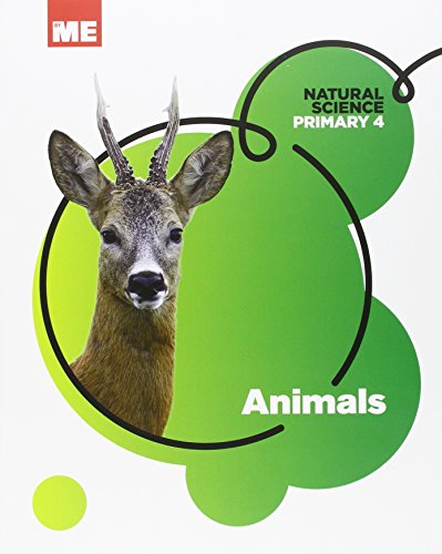 9788416380879: NATURAL SCIENCE 4 MOD ANIMALS