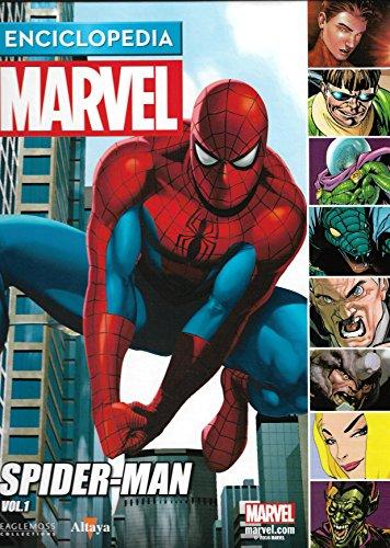 9788416381616: ENCICLOPEDIA MARVEL - SPIDER-MAN