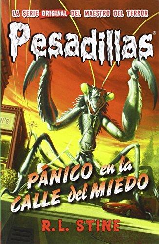 9788416387021: Pánico en la calle del miedo: Pesadillas 9