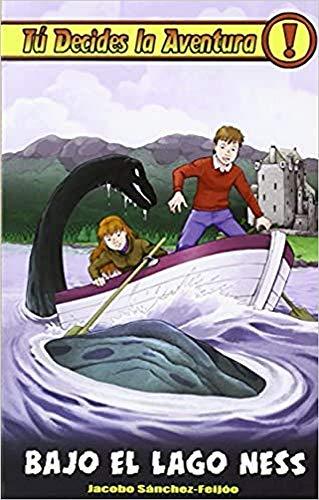9788416387175: Bajo el Lago Ness
